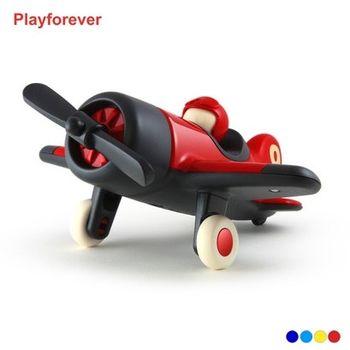 Playforever Classic Mimmo Aeroplane經典米莫螺旋槳飛機玩具擺飾-紅色