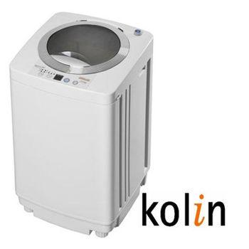 買就送~歌林3.5KG單槽洗衣機(不鏽鋼內槽)BW-35S03