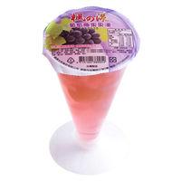 楓漾 高腳杯葡萄椰果果凍 ^#40 225gX12杯 ^#47 箱 ^#41