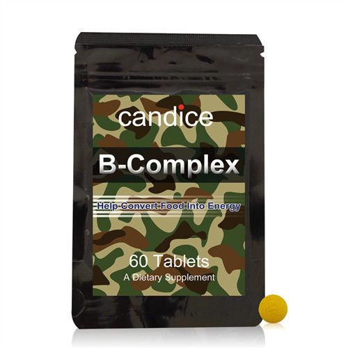 【Candice】康迪斯活力B群錠狀食品(60顆/包)