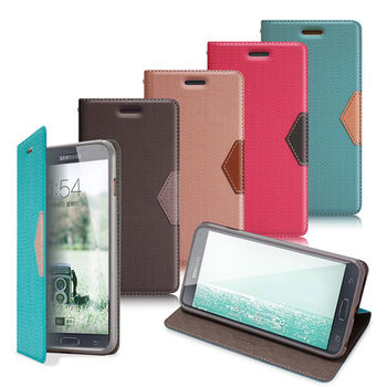 GENTEN Samsung NOTE4 簡約守護磁力皮套