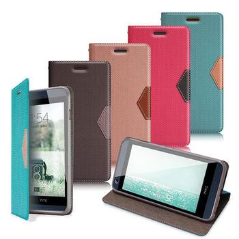 GENTEN HTC Desire 530 / 626 / 630 簡約守護磁力皮套