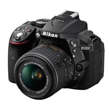 (送64G原包組)NIKON D5300 18-55mm變焦鏡組(公司貨)