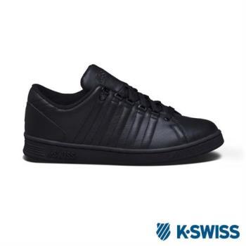 K-Swiss Lozan III經典休閒鞋-男-黑