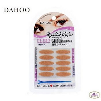 DAHOO 透氣膚色雙眼皮貼( L ) ( PG CITY )