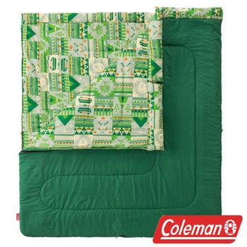 Coleman 2 IN 1 家庭信封型睡袋 CM-27256M  登山|露營|戶外