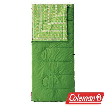Coleman COZY 綠睡袋 信封型睡袋 CM-27264M 登山|露營|戶外