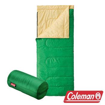 Coleman 表演者II萊姆綠睡袋 CM-27261 信封型睡袋|登山|露營|戶外
