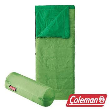 Coleman 表演者II睡袋-沼綠 CM-27260 信封型睡袋|登山|露營|戶外