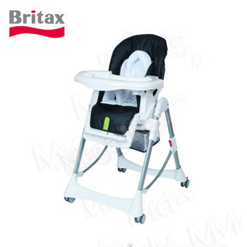 Britax Steelcraft高低可調多功能餐椅(黑)