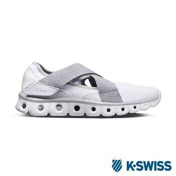 K-Swiss Tubes Runner CMF輕量訓練鞋-女-白