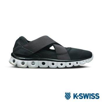 K-Swiss Tubes Runner CMF輕量訓練鞋-女-黑