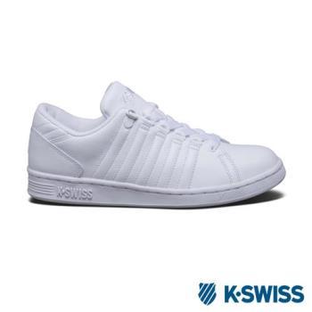 K-Swiss Lozan III經典休閒鞋-女-白