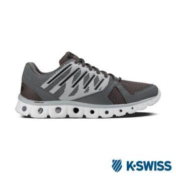 K-Swiss X Lite Active CMF全方位訓練鞋-男-炭灰/淺灰
