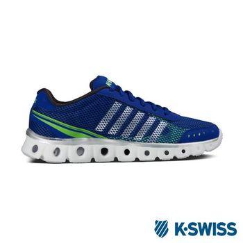 K-Swiss X Lite Athletic CMF全方位運動鞋-男-深藍/黑/綠