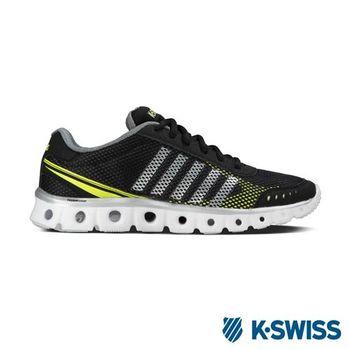 K-Swiss X Lite Athletic CMF全方位運動鞋-男-黑/炭灰/黃