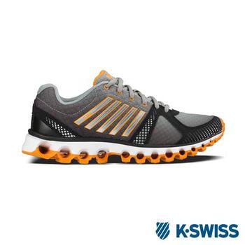 K-Swiss X-160 CMF全方位運動鞋-男-灰/橘/黑