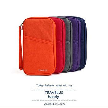 Botta Design時尚旅行長版護照夾