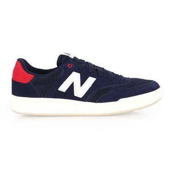 【NEWBALANCE】300系列 男復古休閒鞋- N字鞋 NB 藍紅白