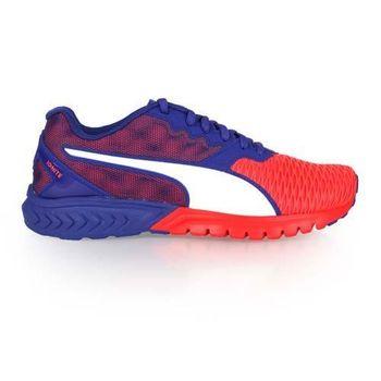 【PUMA】IGNITE DUAL WNS 女慢跑鞋- 路跑 訓練 藍橘黑