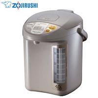 ZOJIRUSHI象印4公升寬廣視窗微電腦電動熱水瓶 CD~LPF40