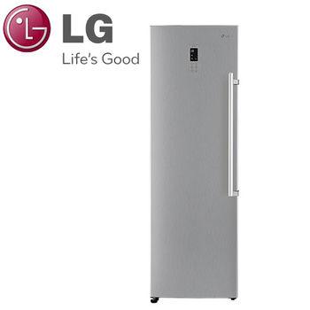 LG 樂金 313公升 極窄直驅變頻單門冷凍冰箱 GR-FL40SV 精緻銀