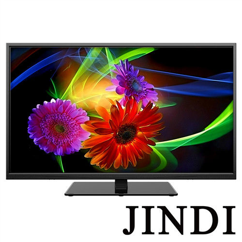 JINDI 50吋數位多媒體HDMI液晶顯示器+數位視訊盒(JD-50A11)