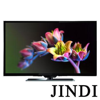 JINDI 40型HDMI高畫質LED液晶顯示器+類比視訊盒(KD-40B11)