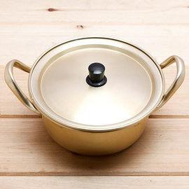 【韓國】韓國家家戶戶必備 韓國泡麵鍋16公分鍋 (含鍋蓋)