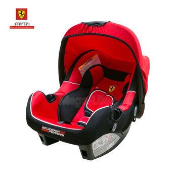 法拉利Ferrari 提籃式安全汽座(紅)