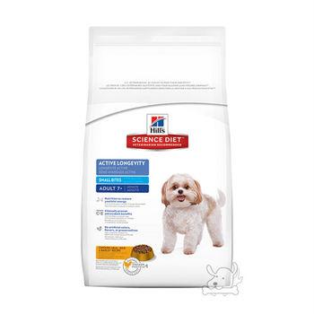 【Hills】美國 希爾思 熟齡犬 活力長壽配方 小顆粒 33磅 X 1包