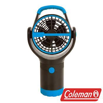 Coleman BATTERYLOCK 杯架風扇/天空藍 電風扇 迷你風扇 小吊扇 CM-27314