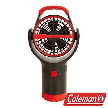 Coleman BATTERYLOCK 杯架風扇/紅 電風扇 迷你風扇 小吊扇 CM-27315