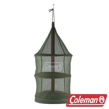 Coleman 魔術掛網II/綠 CM-26811 露營|戶外碗籃|餐廚籃|餐具吊籃|吊網