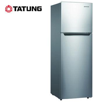 【TATUNG大同】263L雙門冰箱TR-B263HT-S 送安裝