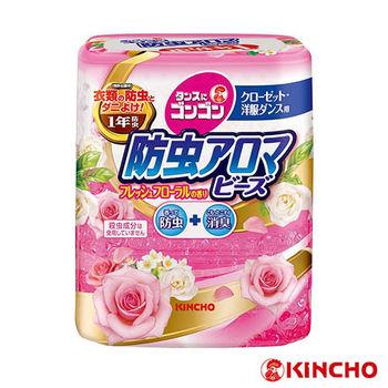 【日本金鳥】鮮花香1年期衣櫥防蟲aroma(消臭/防蟎/驅蟲)