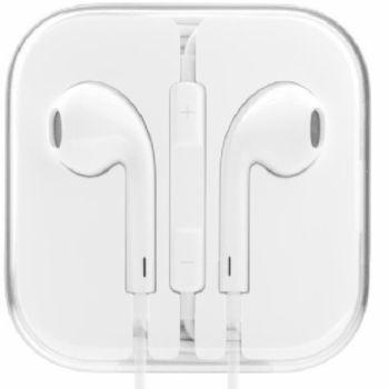 Apple iPhone 5/6 原廠耳機 帶線控麥克風耳機 (盒裝)
