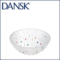 DANSK BUBBLE 系列 18.5CM 中碗 ^#47 沙拉碗 ^#47 水果缽