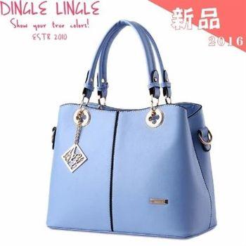 Dingle - 韓版甜美時尚單肩手提包*共8色