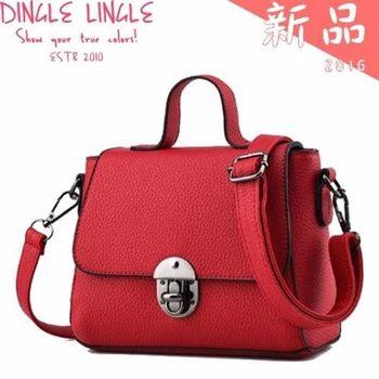 Dingle - 韓版小清新 單肩手提包*共8色