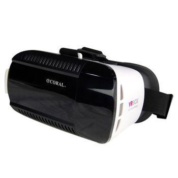 CORAL虛擬實境VR眼鏡(2+1入)