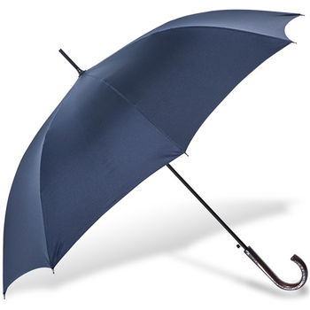 rainstory雨傘-晶鑽藍抗UV自動開直骨傘