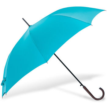 rainstory雨傘-輕雅藍綠抗UV自動開直骨傘