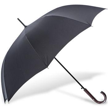 rainstory雨傘-星耀黑抗UV自動開直骨傘