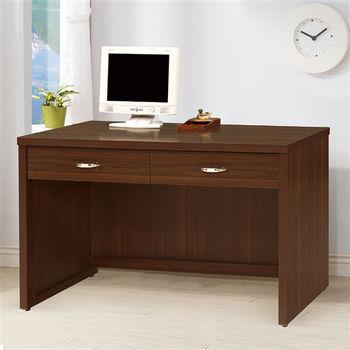 【時尚屋】[5U6]胡桃4尺書桌5U6-222-4