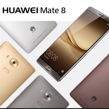 華為Huawei Mate 8 超大6吋鑽石旗艦機 ◆送原廠智能視窗皮套