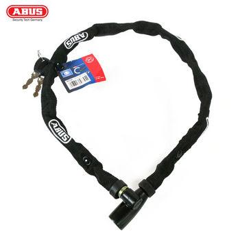 ABUS 德國防盜鎖 1500 web Key Chain 60cm單車鑰匙鎖-黑