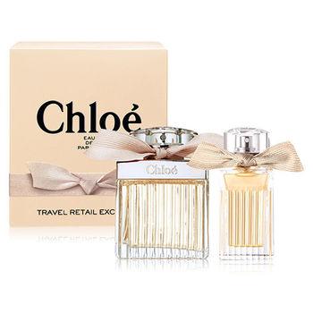 Chloe 2016同名女性淡香精超值限量禮盒組 75ml+20ml