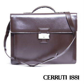 CERRUTI 1881義大利進口三層公事包 020F-E1002