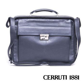 CERRUTI 1881義大利進口筆電型公事包 020F-F2101